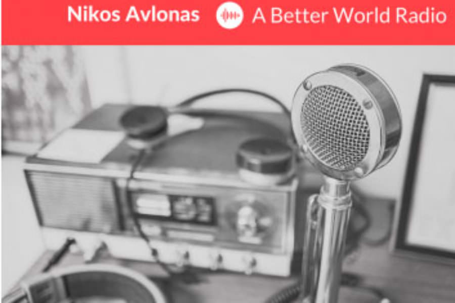 CSR Professional of the Year Nikos Avlonas Featured on A Better World Radio