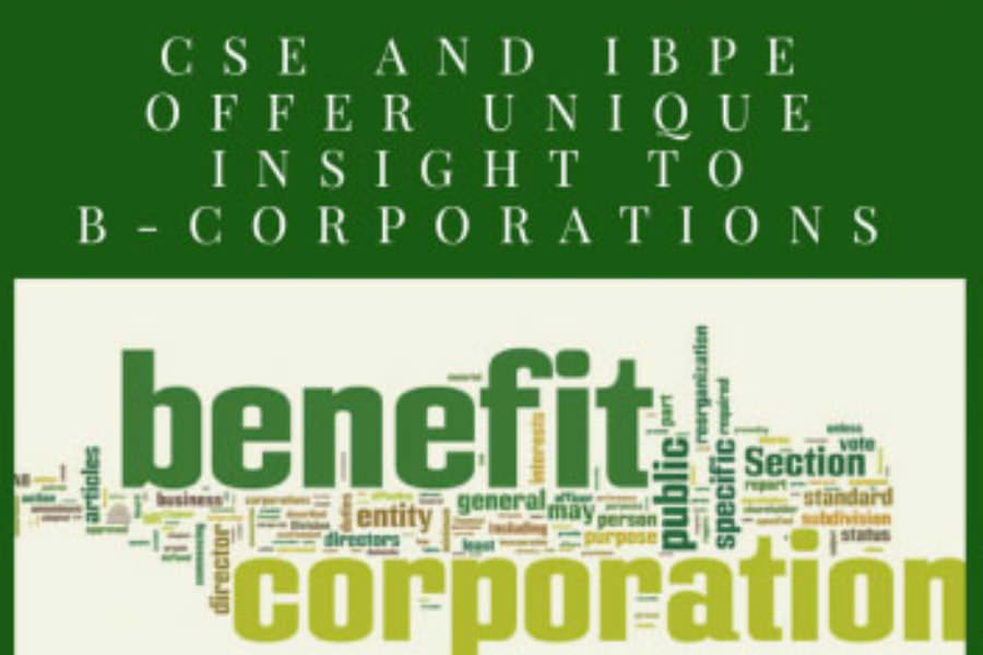Benefit Corporations Growing. Why Investors Like Them !