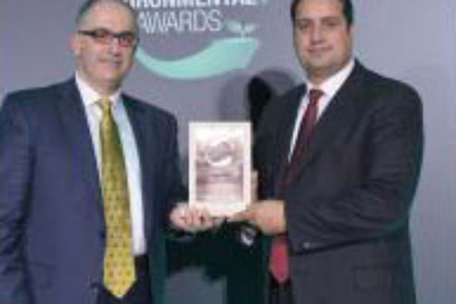 Environmental Awards 2014