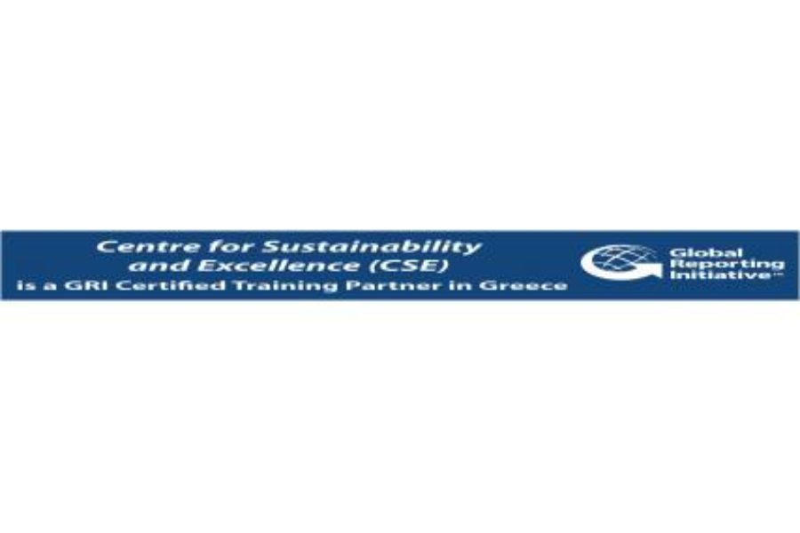 The Centre for Sustainability (CSE) as a GRI Training Provider in Greece, Launches GRI Training September 21 – 22, 2010