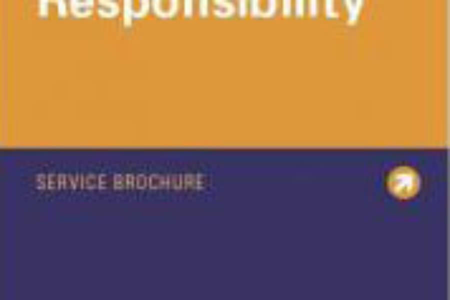 CSE & EACD Publish Service Brochure on the Topic of Responsible Communications