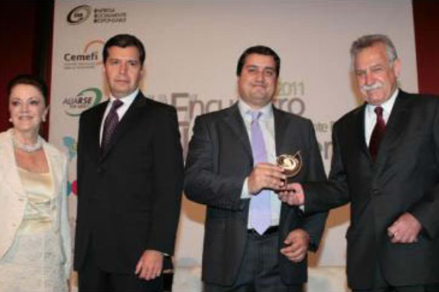 President of CSE joined as a Keynote Speaker on the Return on Sustainability (RoS) Concept at the Latin American CSR Conference hosted by CEMEFI