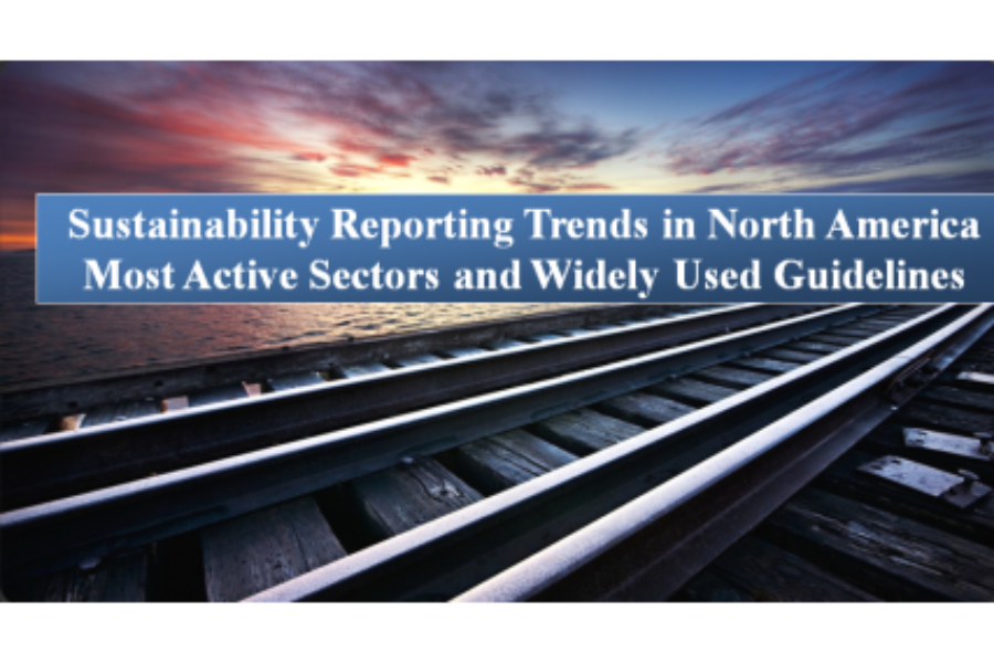 Sustainability Reporting Trends in North America