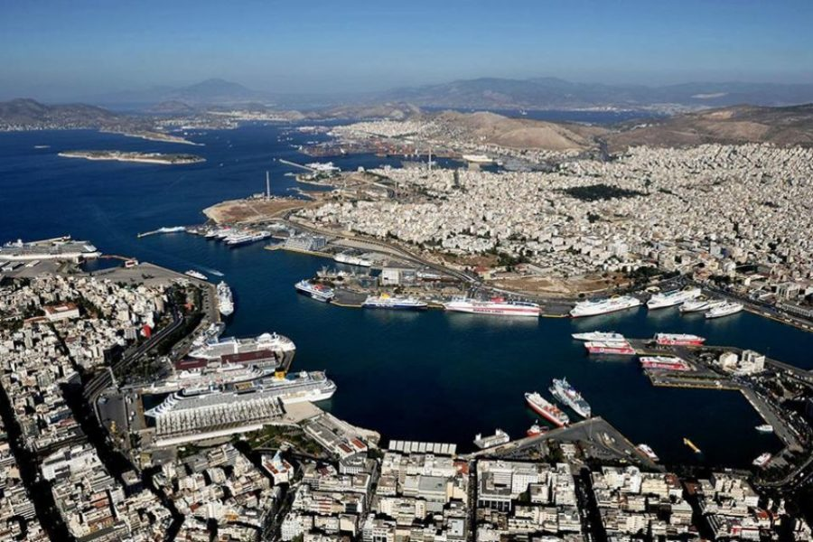 CSE's first Corporate Responsibility Report for COSCO (Piraeus Port)