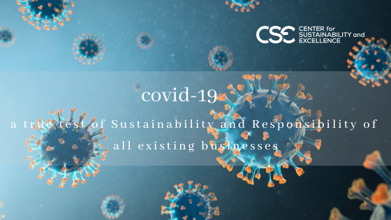 Covid-19 will be the ultimate test for Corporate Responsibility Paths