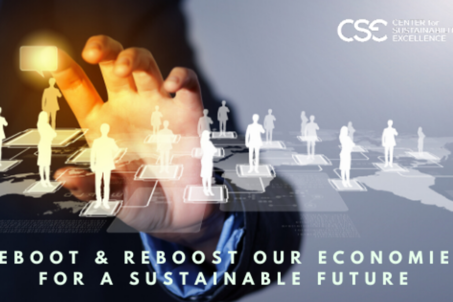 4 Trends for Sustainability C-Suite Executivesto consider during Recovery Planning