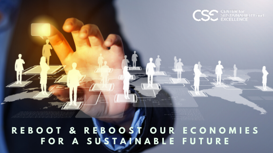 4 Trends for Sustainability C-Suite Executives to consider during Recovery Planning