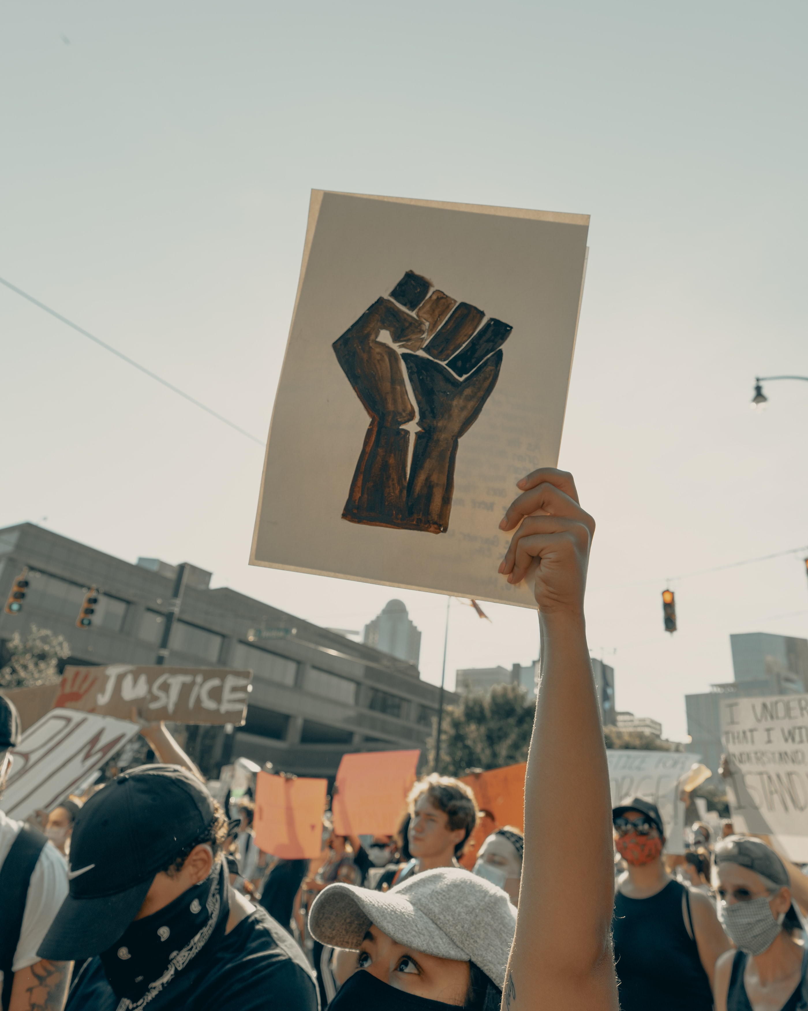 Protests and the role of Corporations