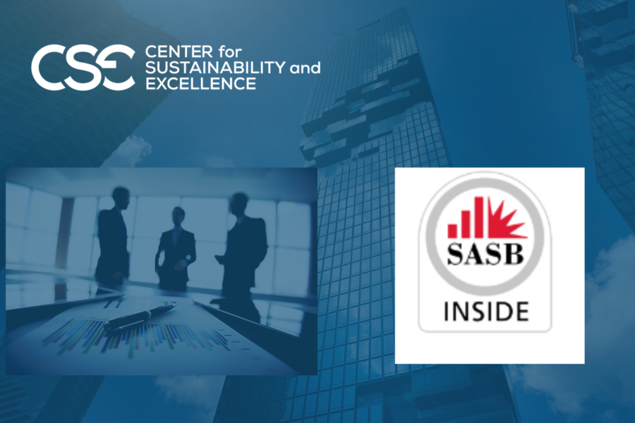 Publicly listed companiestake note: SASB Standards Important for Sustainability Reporting