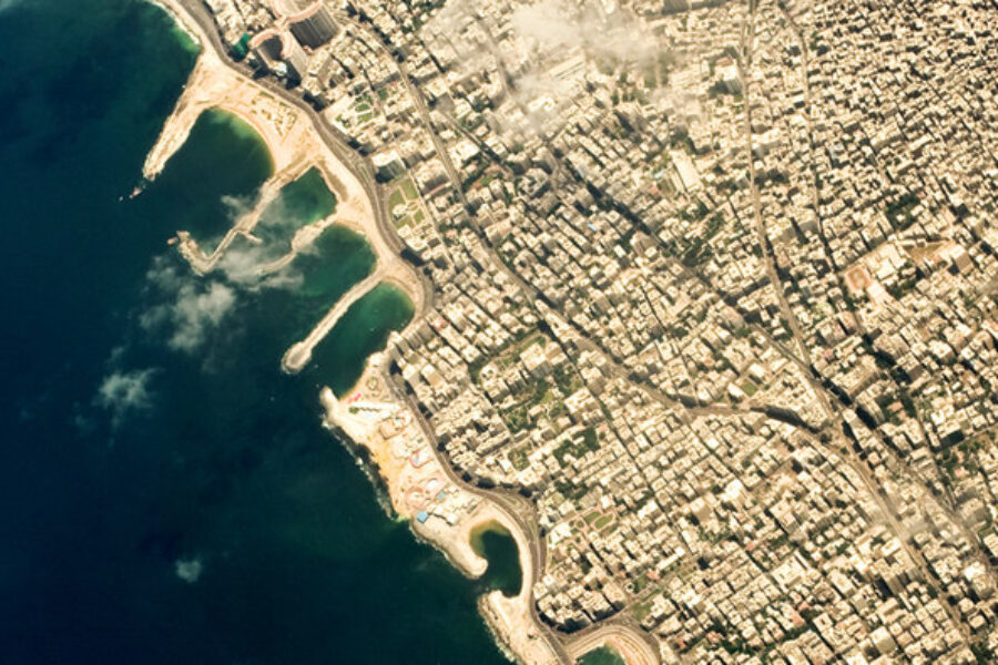 Can MENA catch up to the rising sea level problem?