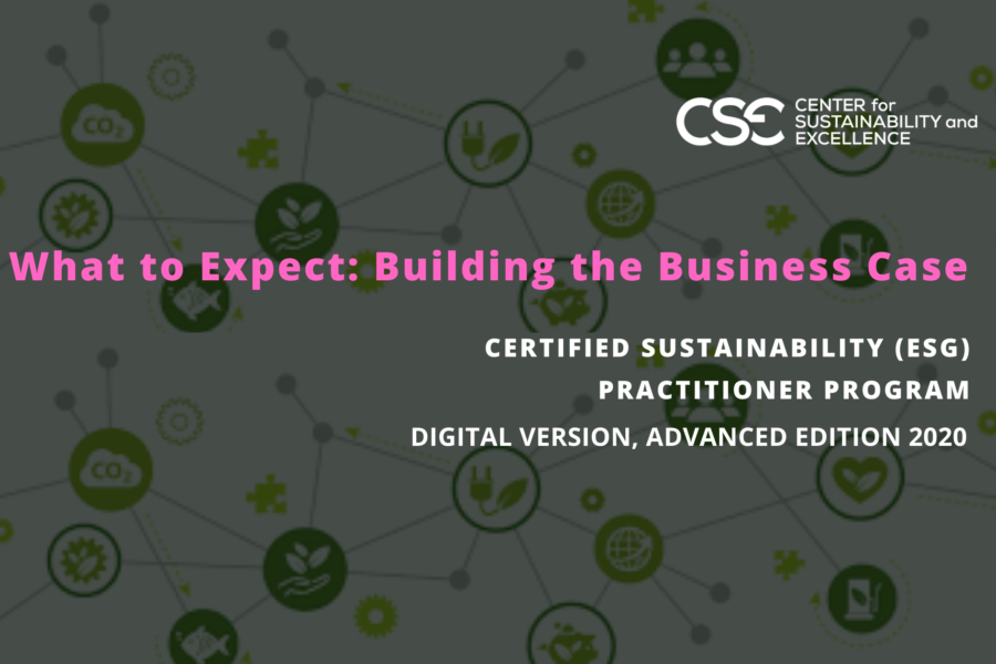 Part 3 in our series What to Expect from Digital Sustainability Training