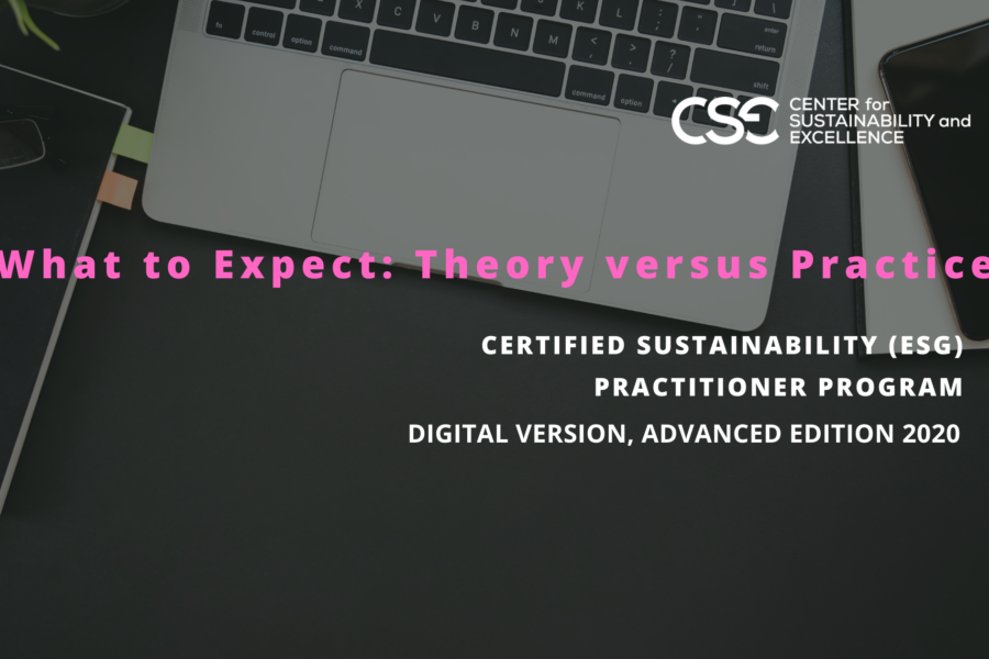 Part 2 in our series What to Expect from Digital Sustainability Training