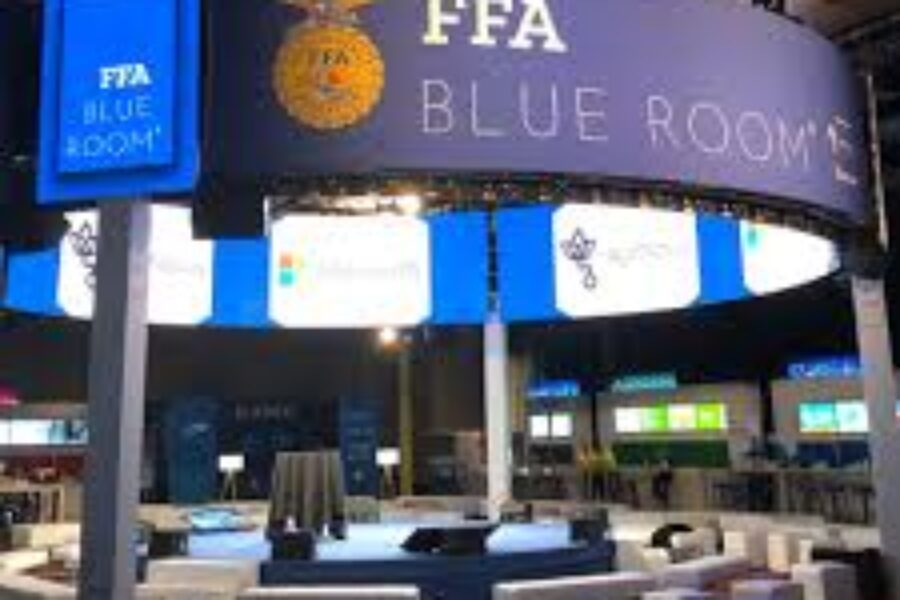 CSE's Contribution to the National FFA Organization Convention