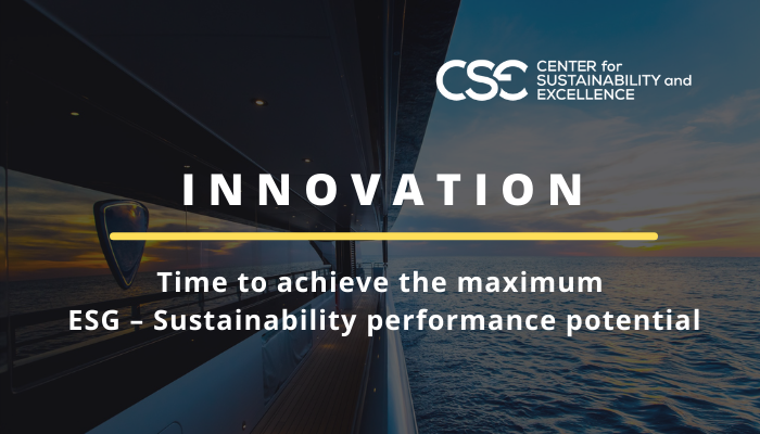 Innovation and sustainable solutions for the superyacht industry future