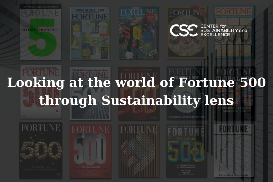 What do Fortune500 companies and other leading governmental organizations have in common?