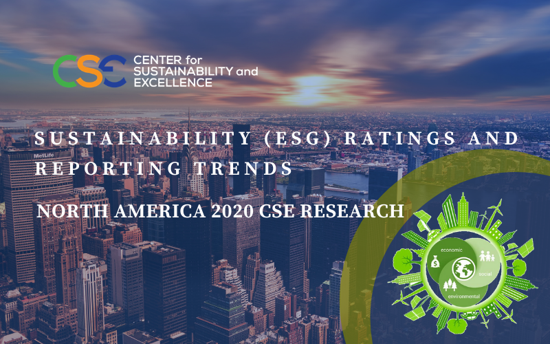 CSE Research explores why ESG practices bring improved financial results