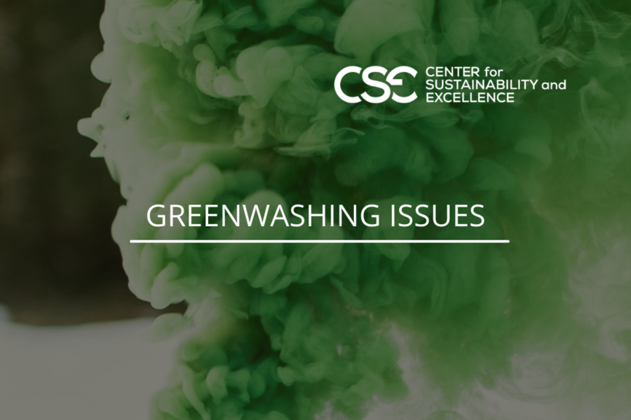 Greenwashing issues in the superyacht industry