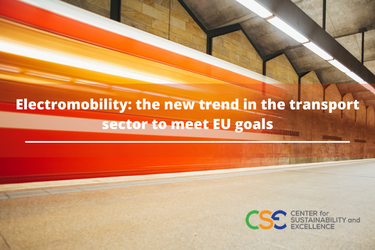 Electromobility: the new trend in the transport sector to meet EU goals