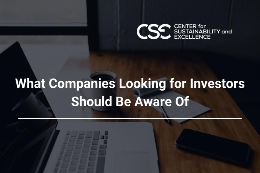 Four Steps to Improve Your ESG Rating