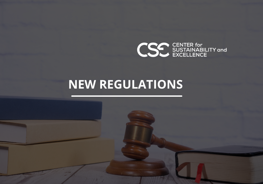 Will you be ready for new regulations?