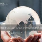 Trudeau climate change